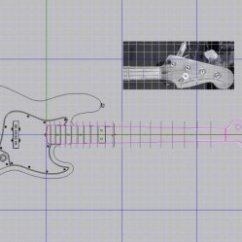 P Bass Body Dimensions 70 Volt Speaker Volume Control Wiring Diagram Blank Telecaster Guitar Forum W Tele Neck Jpg