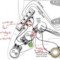 Telecaster Wiring Diagram Treble Bleed 1998 Subaru Forester Tone On Bridge Pickup Problem (strat) | Guitar Forum