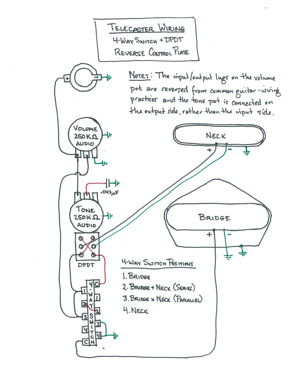 medium resolution of 4 way tele wiring simple wiring schema rh 7 15 54 aspire atlantis de telecaster 3 way switch wiring telecaster 2 humbuckers 4 way switch wiring diagram
