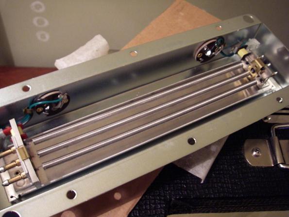 Fender Spring Reverb Pedal