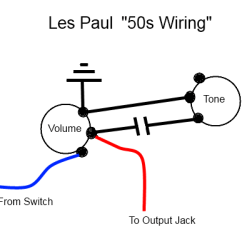 Gibson Les Paul Wiring Diagrams Bathtub Drain Assembly Diagram Guitar Mods Auto Electrical Related With