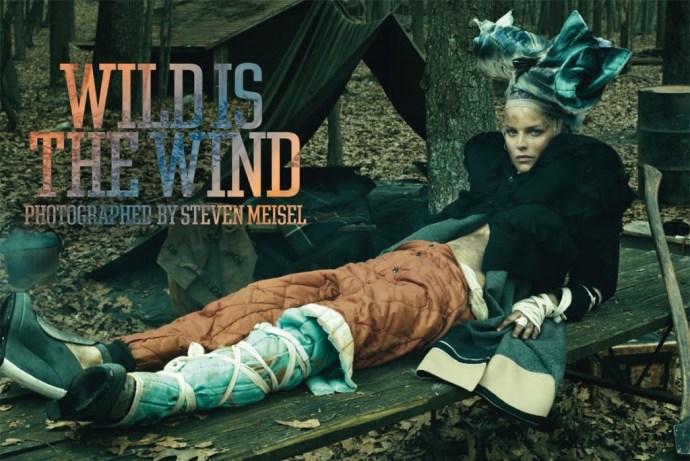 Steven Meisel for Vogue Italia 01