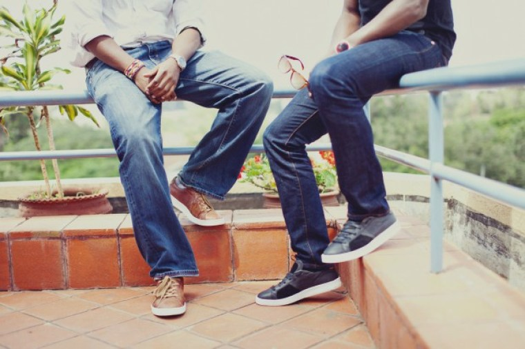 Changing the perception of Africa through well-designed footwear | Meeting with Sam Imende (c) Enzi Footwear