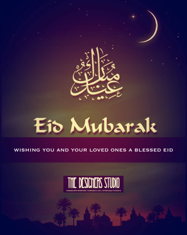 Eid Mubarak 2014 from TDS!  #fashionke