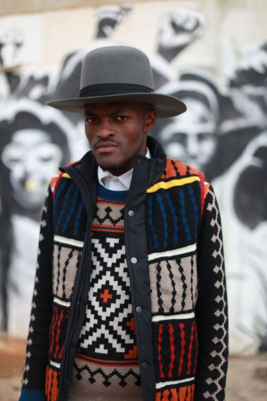 MaXhosa by Laduma Menswear Designer South Africa