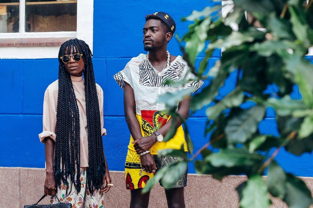 2many Siblings x Everyday people stories (cedric nzaka,2015 / Courtesy of 2many siblings)