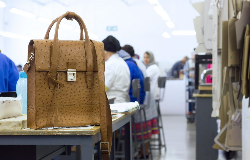 Contemporary tote [Image: Courtesy of Jasleen Matharu]