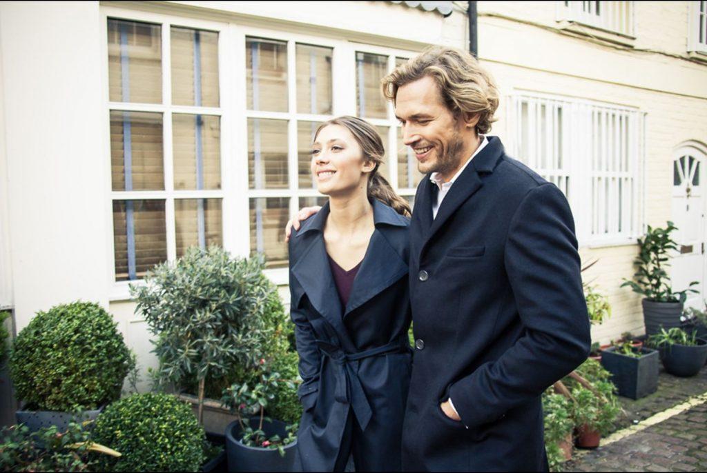 [Image: courtesy of Emel + Aris / Vogue UK]
