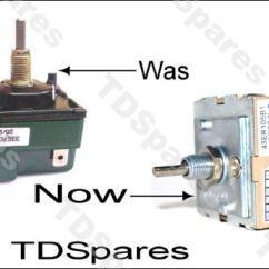 Belling Cooker Wiring Diagram Heil Condenser 9s Igesetze De Original Diamond H Energy Regulator Simmerstat 33er3ht Dual Rh Tdspares Co Uk