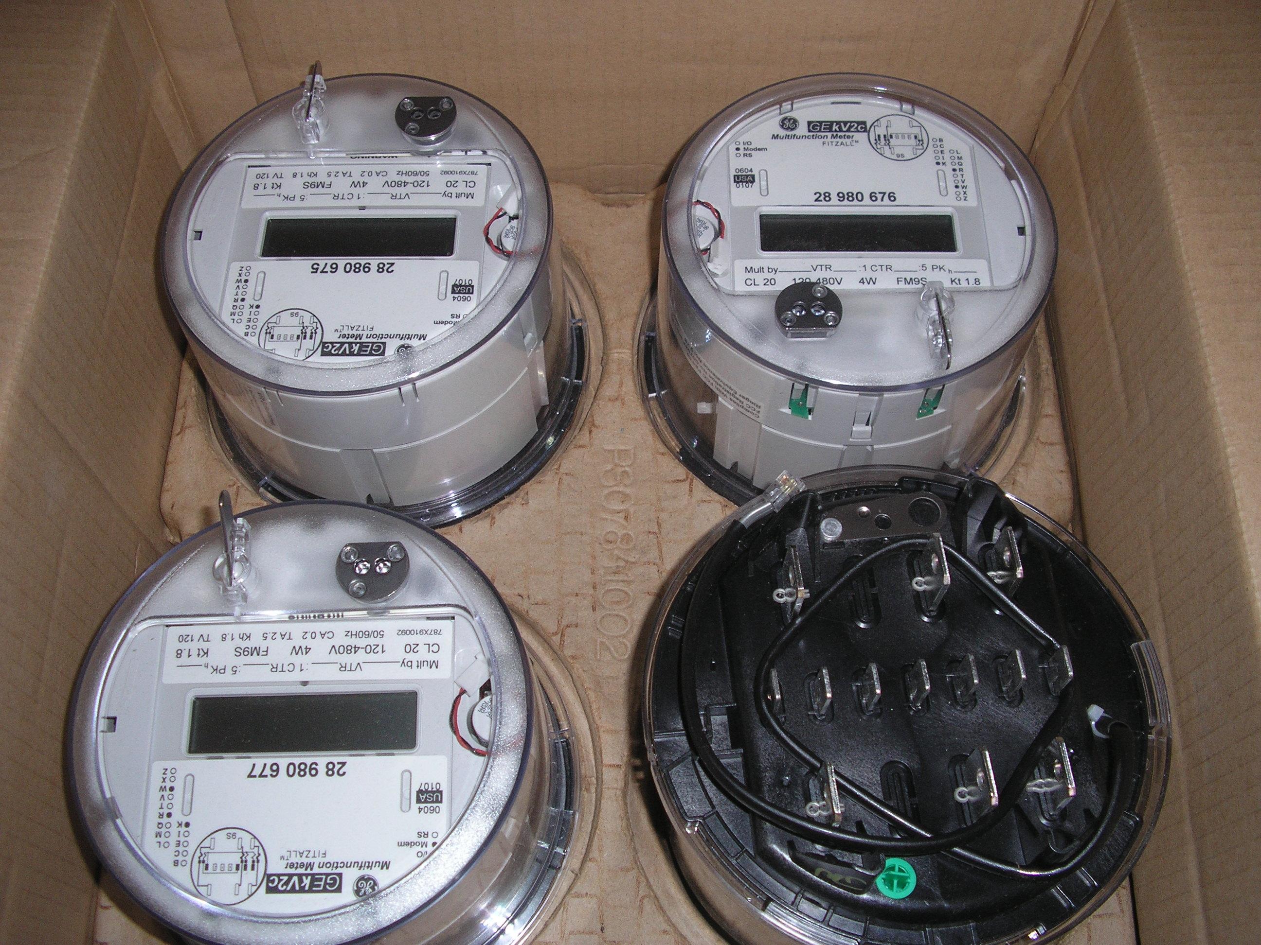 St 480 Wiring Diagram Used Electric Meters