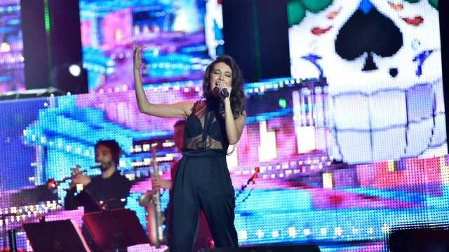 SorpresOT en el concierto de Ana Guerra