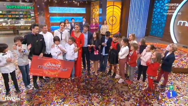 Josetxo, rey de MasterChef Junior 6