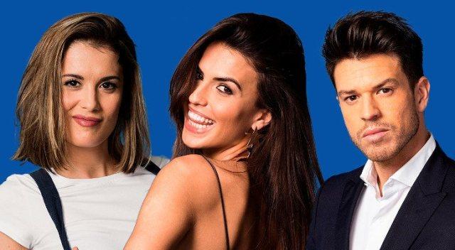 Candela, Sofía y Fede vuelven a GH DÚO