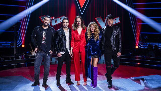 Antena 3 renueva 'La Voz'