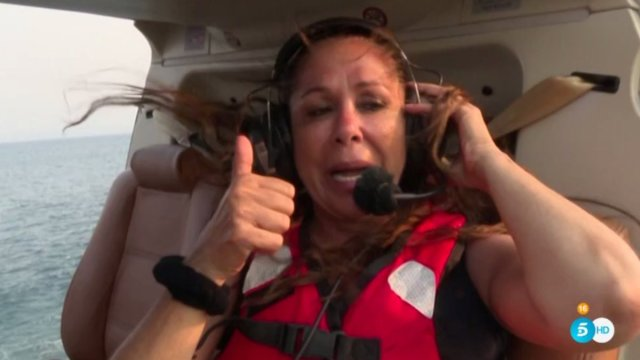 Supervivientes: Ya está bien Isabel Pantoja