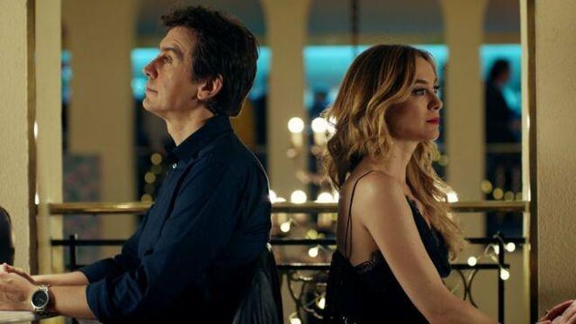 Marta Hazas y Javier Viega viven su historia de amor en Antena 3