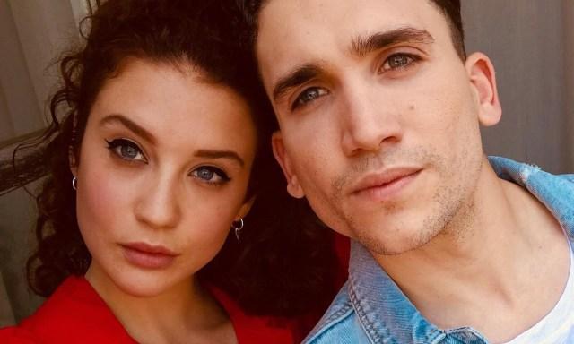 María Pedraza y Jaime Lorente, protagonistas de La Casa de Papel, desatan pasión en Instagram