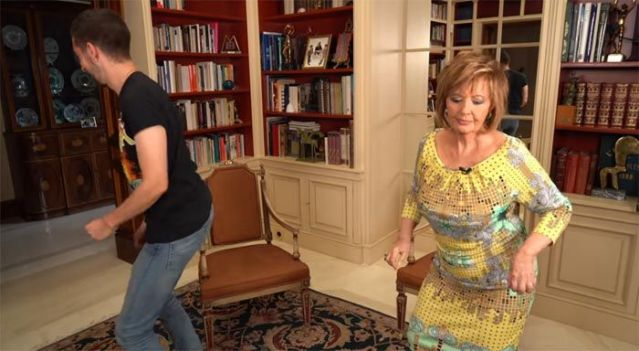 María Teresa Campos coloca a su hija a trabajar. Ahora actriz