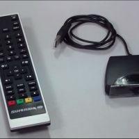 Manual para programar mando a distancia universal 2 en 1.