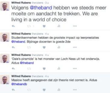 tweets over pedro