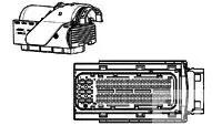 AMP : 284743-1 Automotive, Truck, Bus, & Off-Road Housings