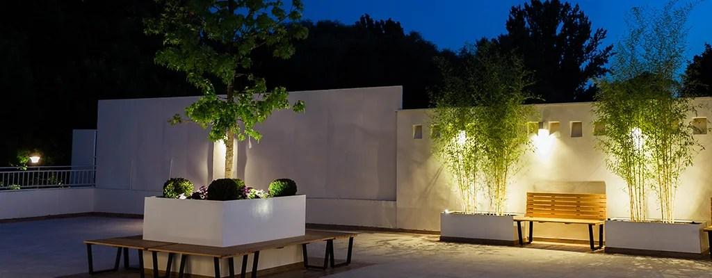 outdoor lighting solutions te