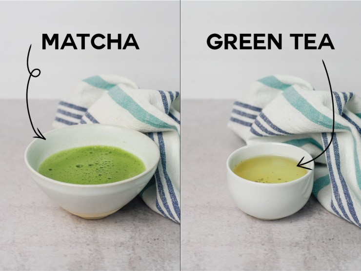 Matcha vs Green Tea – Learn About Their Differences - Tea Cachai