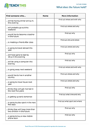 Esl Asking Questions Worksheet