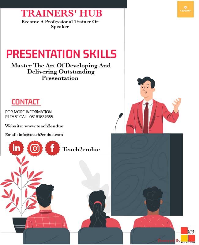 Presentation Skills Course