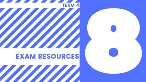 small resolution of GRADE 8 EXAM RESOURCES - Teacha!