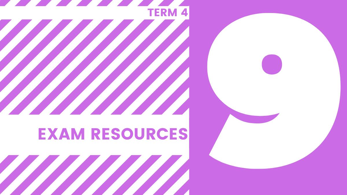 hight resolution of GRADE 9 EXAM RESOURCES - Teacha!