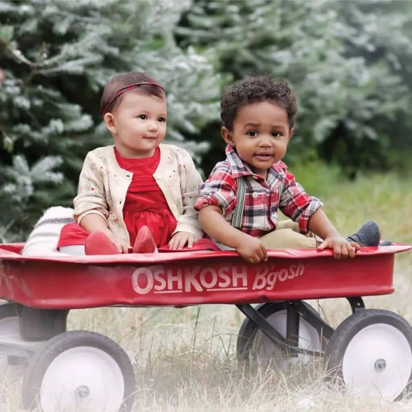#givehappy Holiday Season With Oshkosh 'gosh Coupon