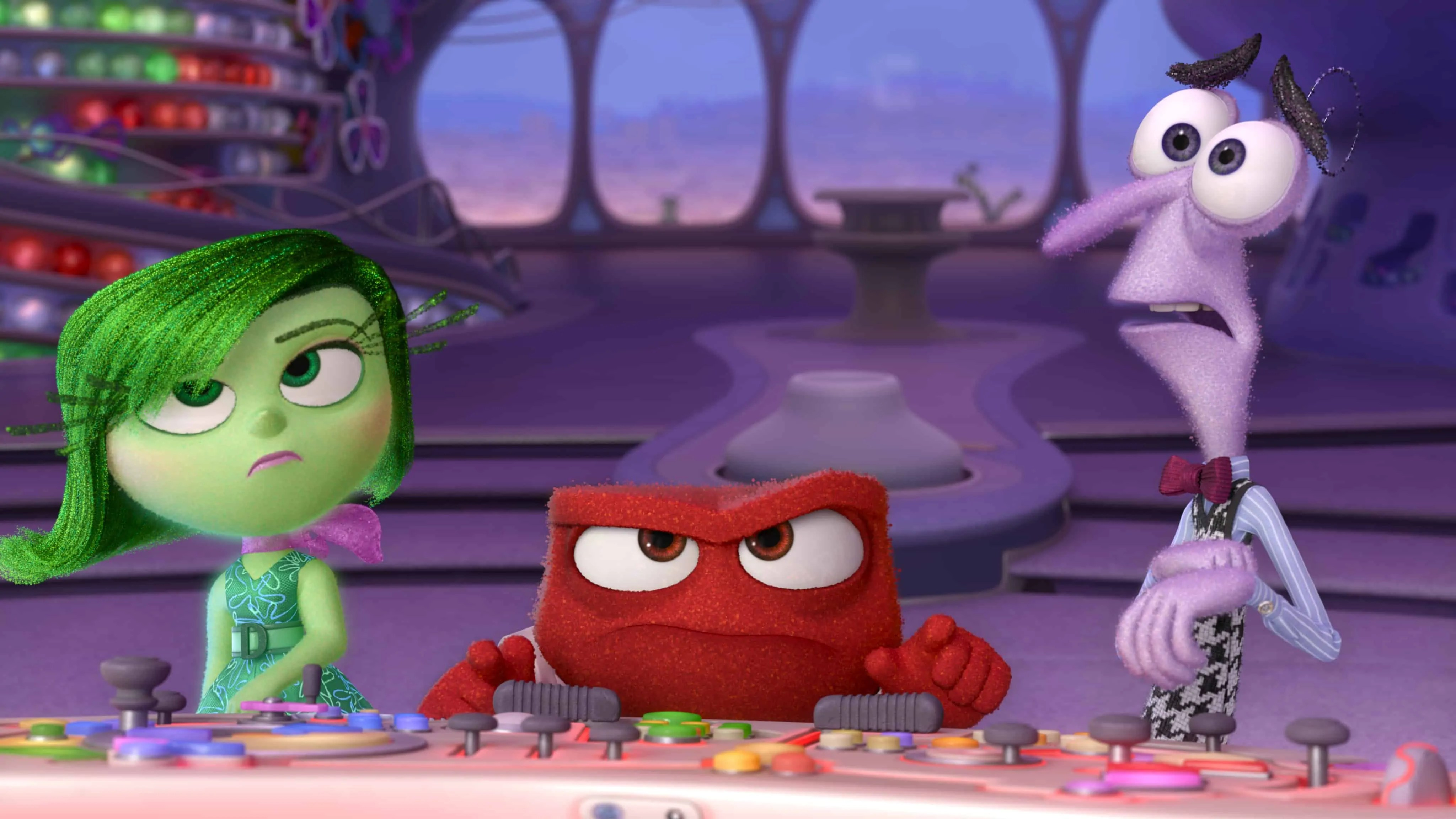 Review Disney Pixar Inside Out Is Here