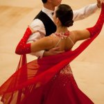 Finally, a Solution for Keeping Your Shoulders Down When Ballroom Dancing