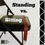 sitting vs. standing while playing bassoon