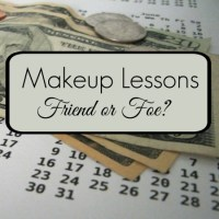 Makeup Lessons—Friend or Foe?