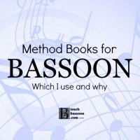 method books for bassoon