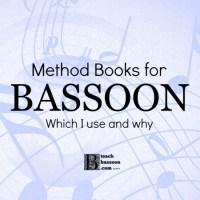 method books for bassoon
