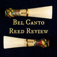 Bel Canto bassoon reed review