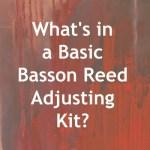 reed adjusting
