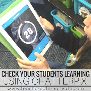 Using Chatterpix in Your Classroom