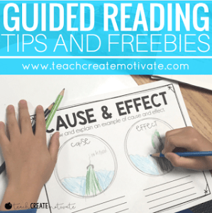 Guided Reading Strategies: Cause & Effect
