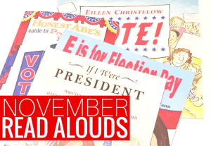 Election Day Activities and Read Aloud