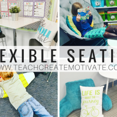 Diy Classroom Chair Covers Wedding Discount Code Flexible Seating In The Teach Create Motivate