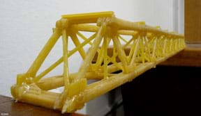 Spaghetti Bridges Activity TeachEngineering