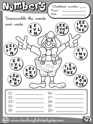 Worksheets and English on Pinterest