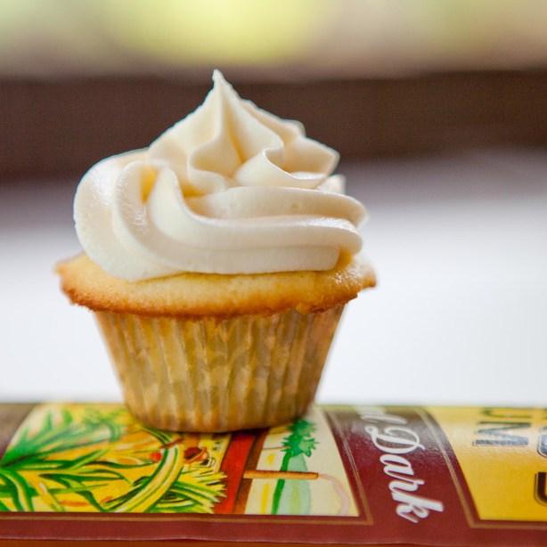 island cupcake rum