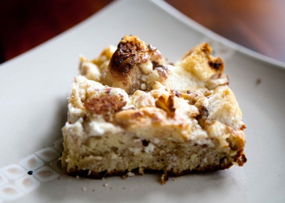 slice french toast casserole