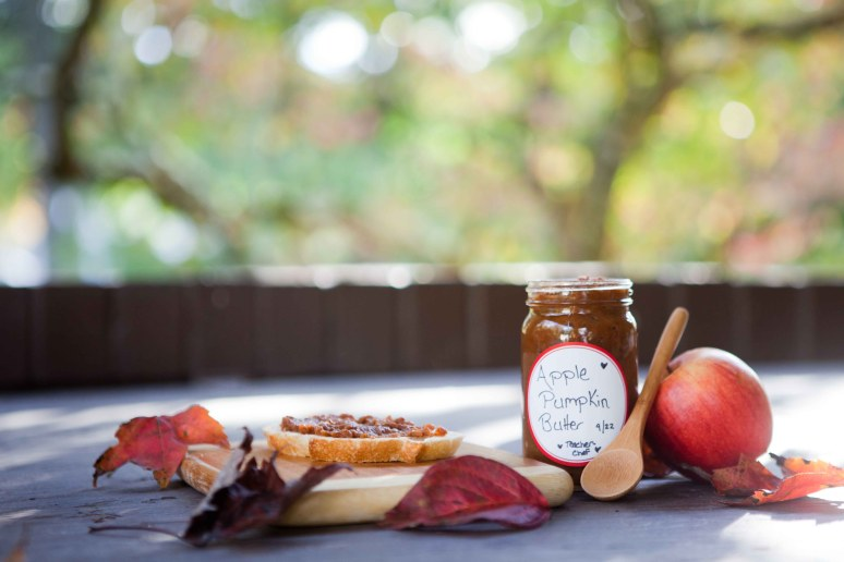 FALL Pumpkin Apple Butter