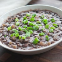 Black Bean Soup *Panera Bread CopyCat Black Bean Soup